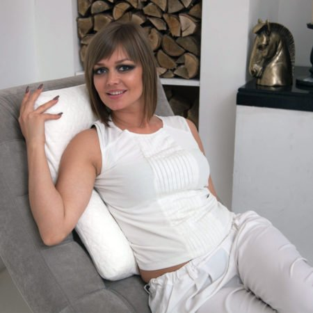 Ортопедическая подушка Ortosleep PRO с выемкой под плечо, EcoSapiens, ES-78033