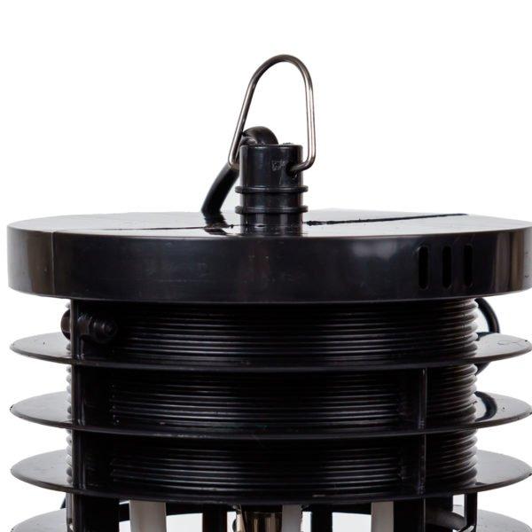 GESS Anti Moskit Lamp ловушка для комаров, гипоаллергенная, 2000 часов работы, зона до 16 кв. метров