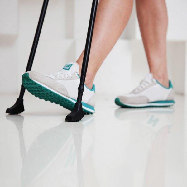 Basic Walker палки для скандинавской ходьбы (двухсекционные)
