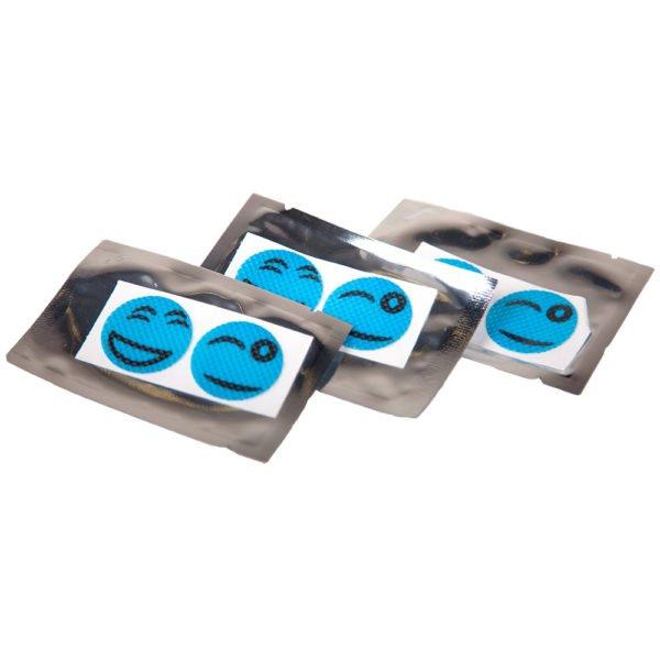 Наклейки против комаров (2 шт. в упаковке)