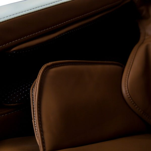 Массажное кресло Integro для дома и офиса, Zero-G, слайдер, бежевый, сканирование тела, прогрев, GESS