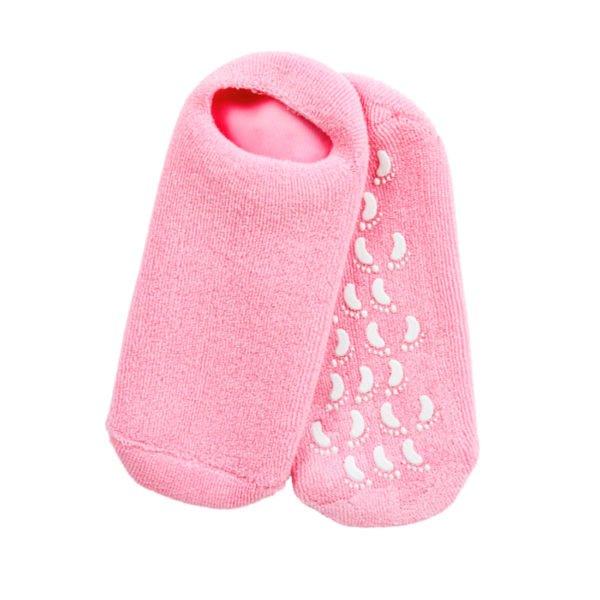 Softex увлажняющие носочки с гелевой пропиткой