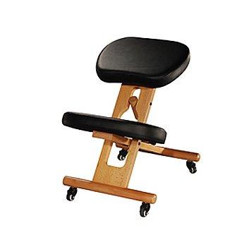 стул ортопедический Vrtebra черный