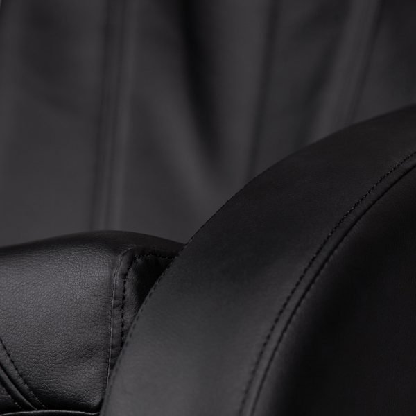 Comfort массажное кресло (черное) выставочный образец