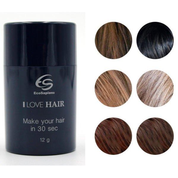I Love Hair загуститель для волос (светло-коричневый)