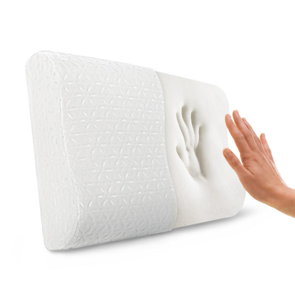 Медицинская ортопедическая подушка с эффектом памяти Memory (50 * 32 * 10 см)