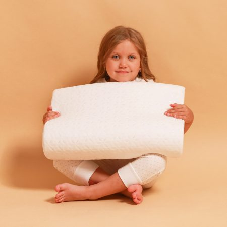 Ортопедическая подушка против морщин EcoSapiens Perfecto (50х33х10 см)