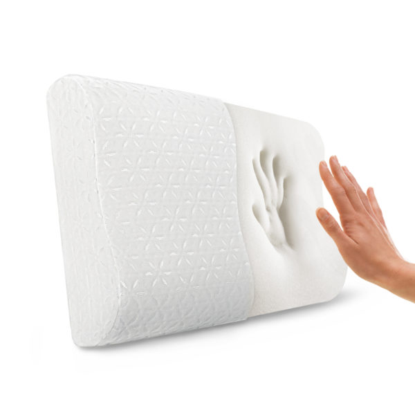 Медицинская ортопедическая подушка с эффектом памяти Memory PLUS (60 * 40 * 13 см)