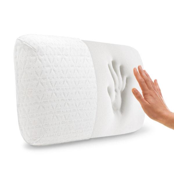 Медицинская ортопедическая подушка с эффектом памяти Ortosleep (60 * 40 * 13 см)