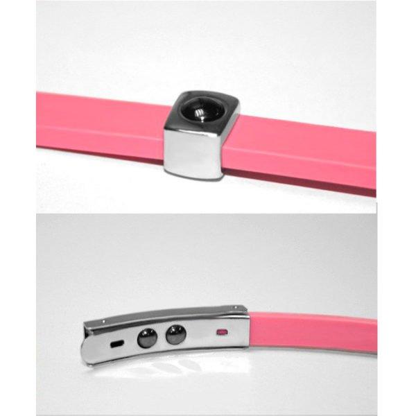 Noproblem Ion Balance энергетический браслет (розовый)