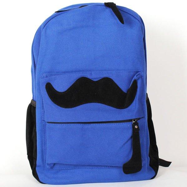 Усы рюкзак (синий)