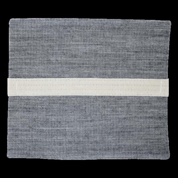 Медицинский согревающий пояс для поясницы и спины с шерстью мериноса №3 (m, 76-81)