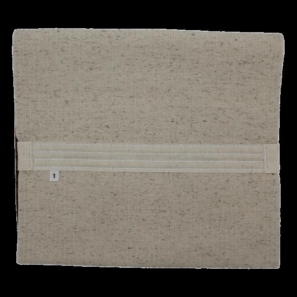 Медицинский согревающий пояс для поясницы и спины с шерстью верблюда №1 (XS, 60-67)