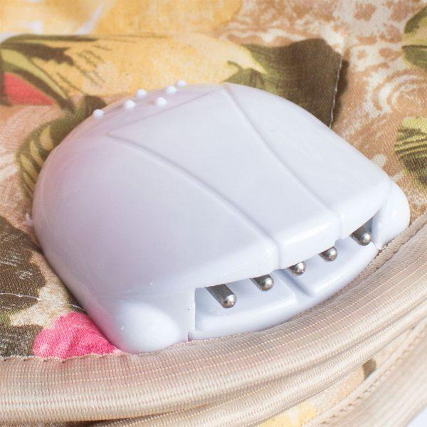 Электрическая грелка Hotty 40x50 EcoSapiens, инфракрасный прогрев, карбоновый нагреватель, 9 режимов, ручная стирка, автоотключение, электрогрелка ES-409_fl