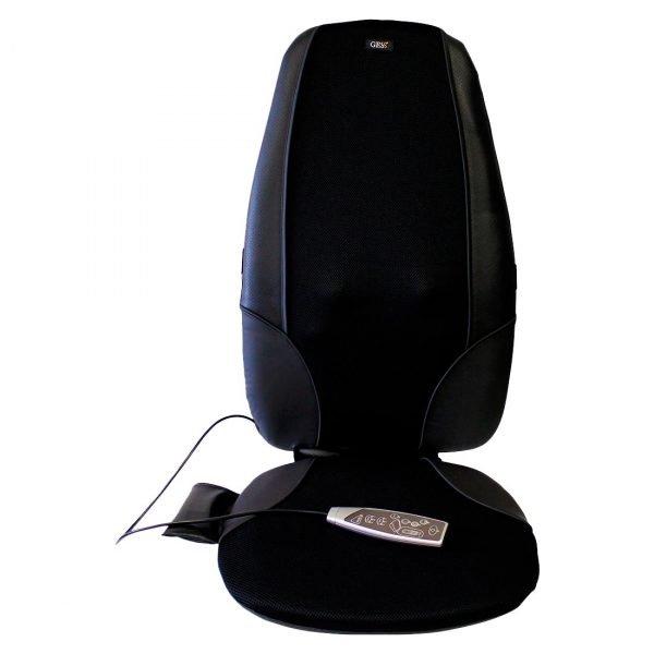 Массажная накидка Happy Back Next, 3D массаж, прогрев, вибромассаж, работа от сети/прикуривателя, автоматическое отключение, GESS