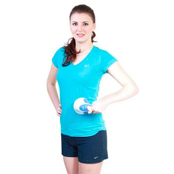 Easy Tone (голубой) антицеллюлитный массажер