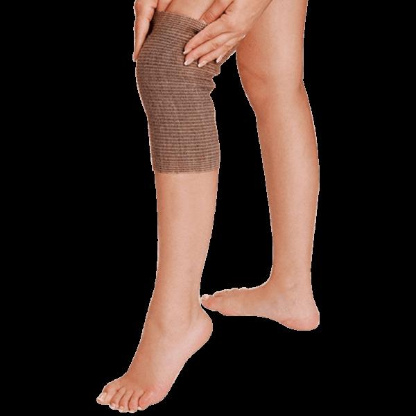 Повязка на колено с шерстью верблюда №5 (xl) 46-50