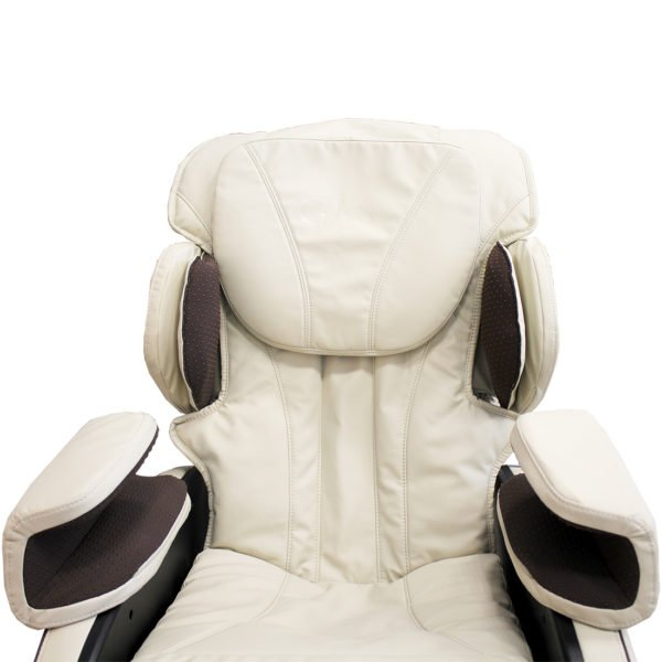 GESS Массажное кресло Gess Bonn (Джесс Бонн) бежевое, L-образная каретка, нулевая гравитация, GESS-797