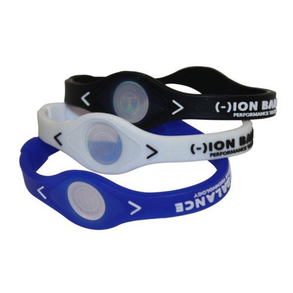 Ion Balance энергетический браслет (белый)
