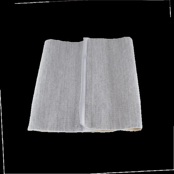 Медицинский согревающий пояс для поясницы и спины с шерстью мериноса разъемный №4 (L, 82-87)
