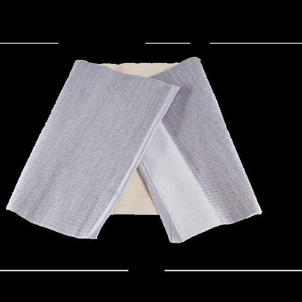 Медицинский согревающий пояс для поясницы и спины с шерстью овцы разъемный №7 (XXXL, 110-120)