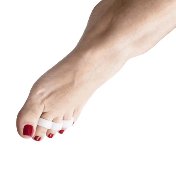 Gel Fingers гелевые корректоры пальцев с подушечкой