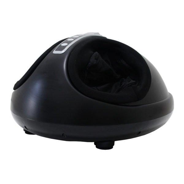 Массажер для ног Bolide (черный), роликовый массаж, воздушно-компрессионный массаж, прогрев, автоматическое отключение, GESS