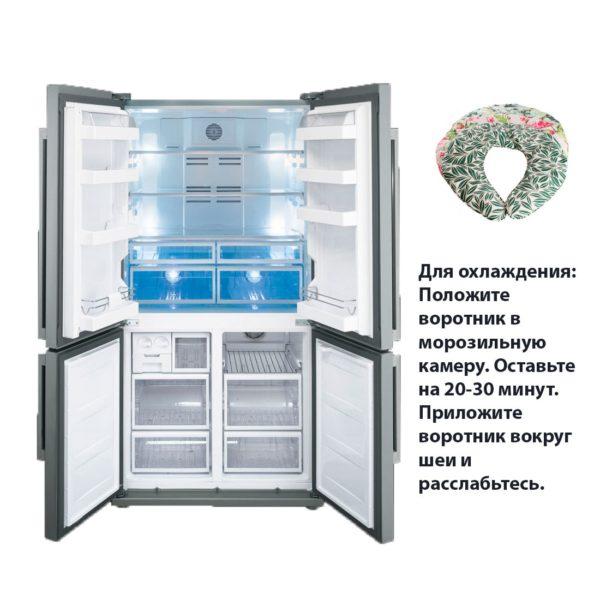 Грелка Fito Spa (Цветы), прогрев, охлаждение, ароматерапия EcoSapiens
