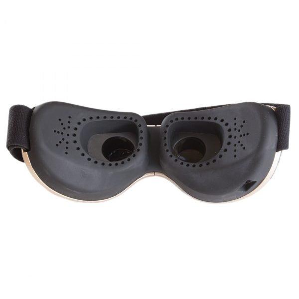 Graise массажные очки массажёр для глаз, 2 режима, музыкальное сопровождение,GESS