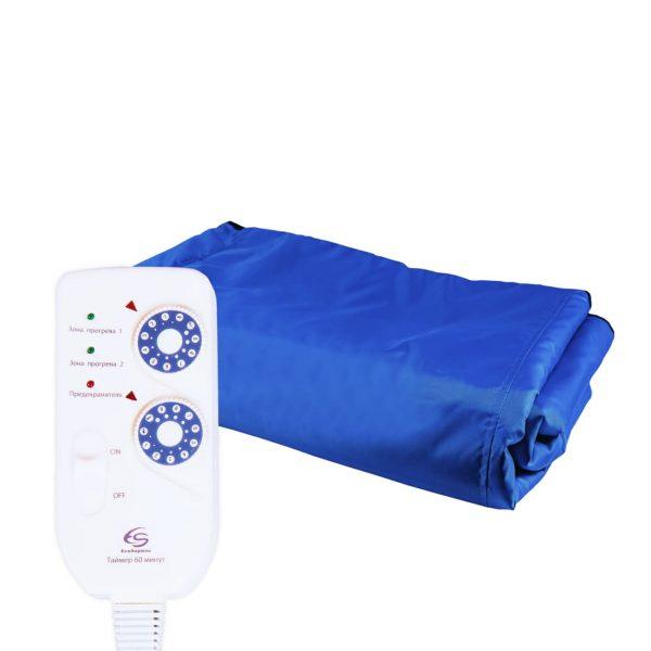 Двузоное электроодеяло для косметологии EcoSapiens Infralight 180х220 см