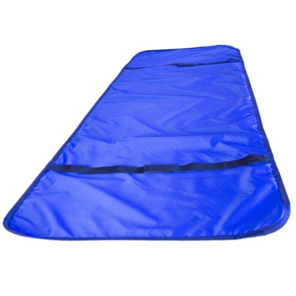 Накидка на массажный стол с подогревом Hot Cover 190*60 см,, EcoSapiens, инфракрасный прогрев, карбоновый нагреватель 9 режимов, пульт ДУ, накидка с подогревом ES-301