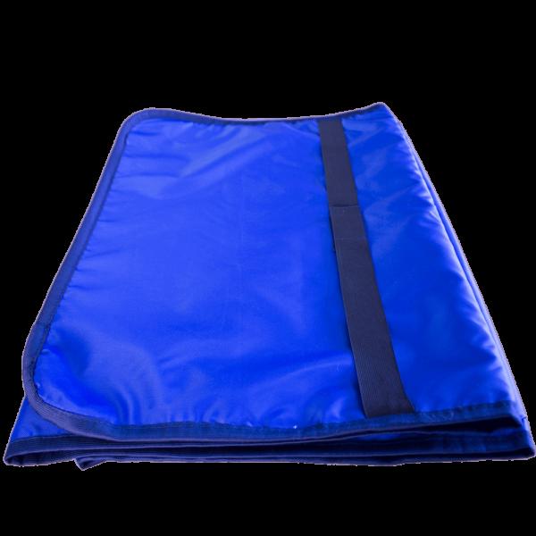 Накидка на массажный стол с подогревом длинная 190*60 см Hot Cover