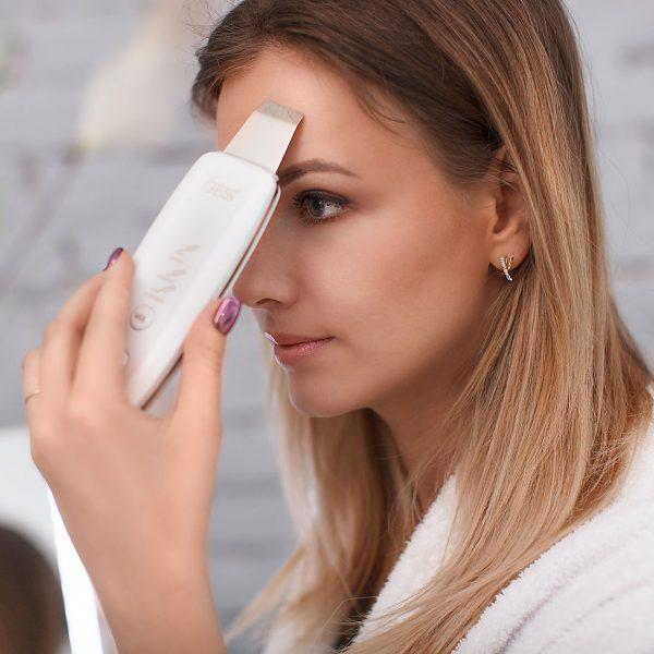 Star Face Pro прибор для ультразвуковой чистки лица