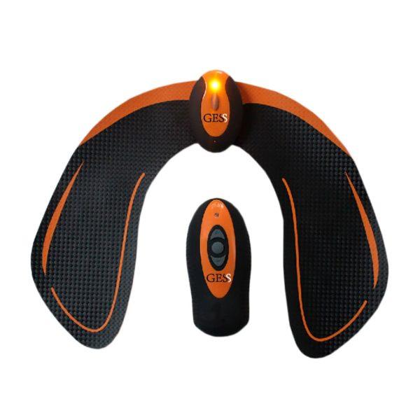 Импульсный массажер для ягодиц Boom Boom, 6 режимов, 10 уровней интенсивности, автоотключение