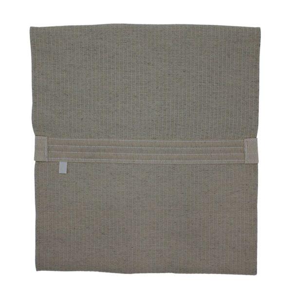 Медицинский согревающий пояс для поясницы и спины с шерстью овцы №3 (m, 76-81)