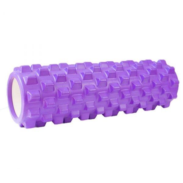 Массажный валик ASANA, валик для йоги, валик для фитнеса, GESS-094v