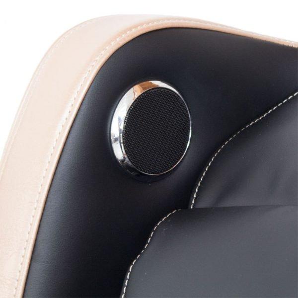 Bend массажное кресло (коричнево-черное)