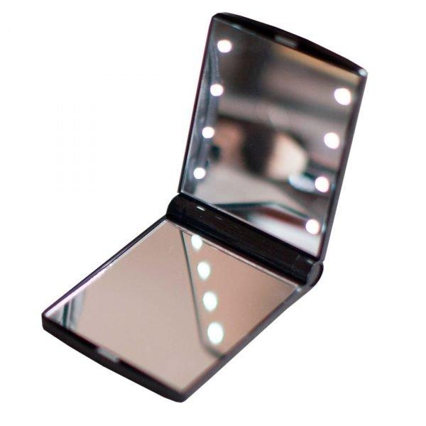 uLike Compact зеркало с подсветкой складное