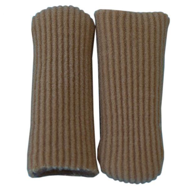 Gel Cap Тканево-гелевые колпачки для защиты пальца от боли, мозолей и натирания
