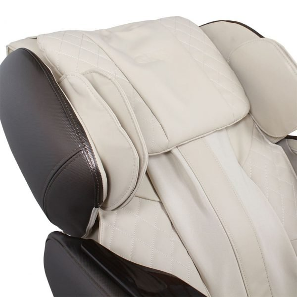 Desire Массажное кресло (бежево-коричневое)