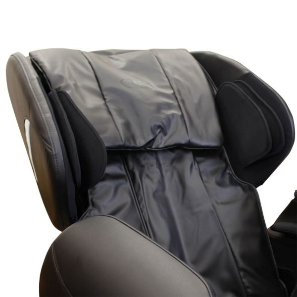 Массажное кресло Optimus, автоматическое и ручное управление, прогрев, воздушно-компрессионный массаж