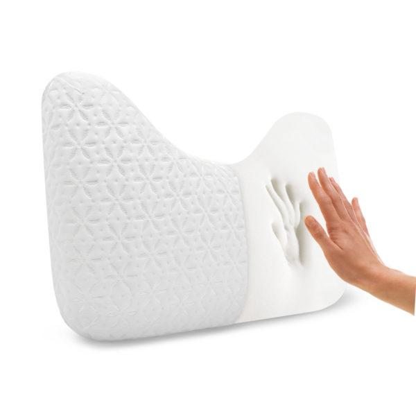 Медицинская ортопедическая подушка с эффектом памяти Ortosleep PRO (60 * 40 * 13 см)