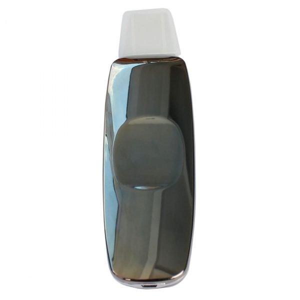 Star Face Silver прибор для ультразвуковой чистки лица с фонофорезом, уз-чистка, GESS-690 silver