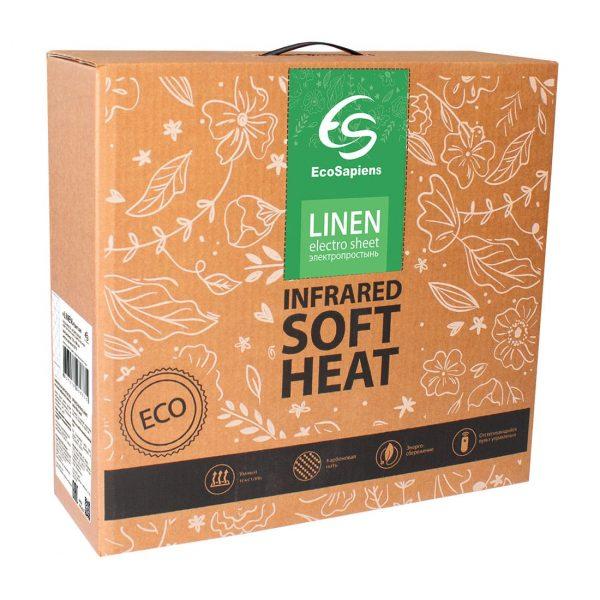 Linen электропростынь зигзаг (150 * 90 см)