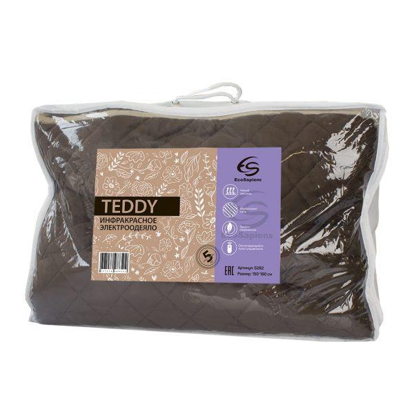 Электроодеяло EcoSapiens Teddy 150х180 см