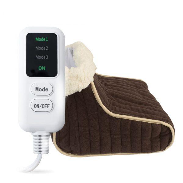 Электрогрелка для ног EcoSapiens Ugi, электросапог, 30х30х20 см