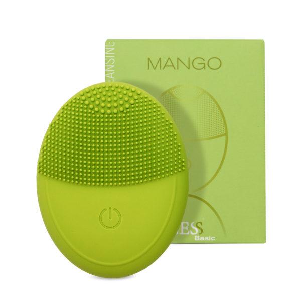 Щетка массажер по уходу за кожей лица GESS Mango
