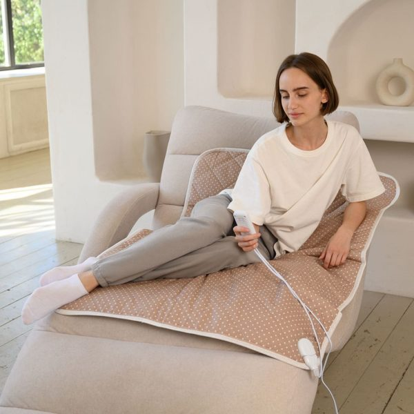 Электропростынь Здоровый сон EcoSapiens Luna 150*90 см